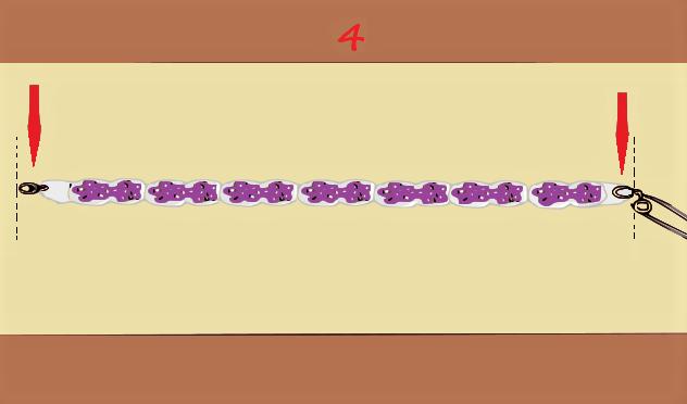 come-realizzare-braccialetto-semplice-grazioso-colla-a-caldo