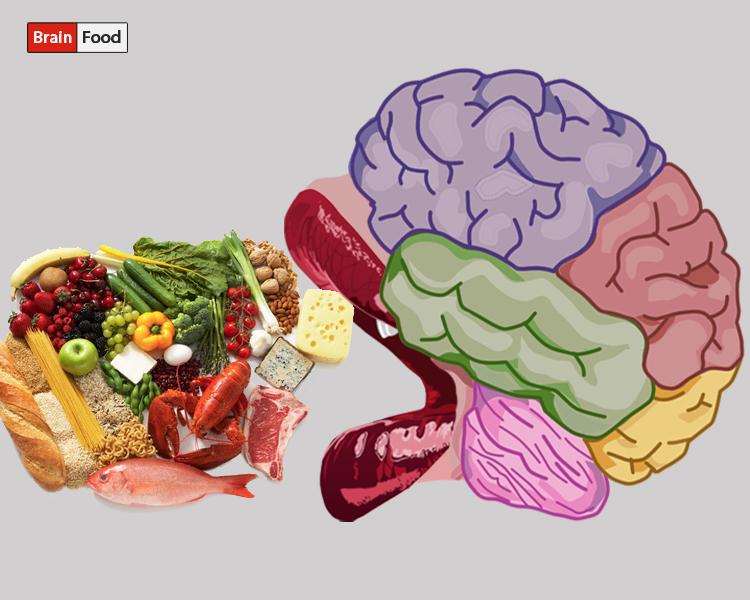 mengkonsumsi makanan untuk otak atau brain food