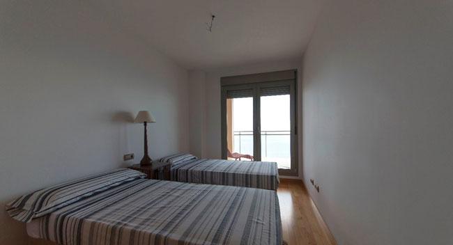 apartamento en venta en torre bellver oropesa habitacion1