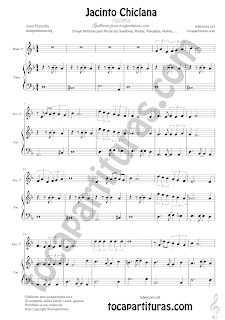 Trompa y Corno Francés Partitura de en Mi bemol Sheet Music for French Horn Music Scores