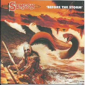 "SAMSON : ""Before The Storm"" 1982"