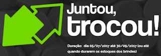 Promoção Vibe Energy Drink 2017 Juntou Trocou Mochila