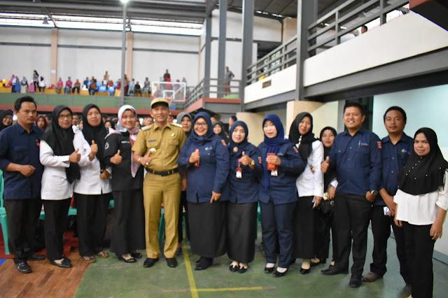 2020, Parosil Angkat Operator Sekolah Jadi PTT