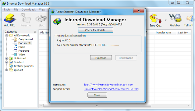 Internet Download Manager 6 32 Build 6 With Crack Multilingual