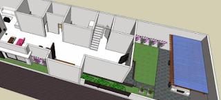 Tampilan Arsitek vs Tampilan Rumahan