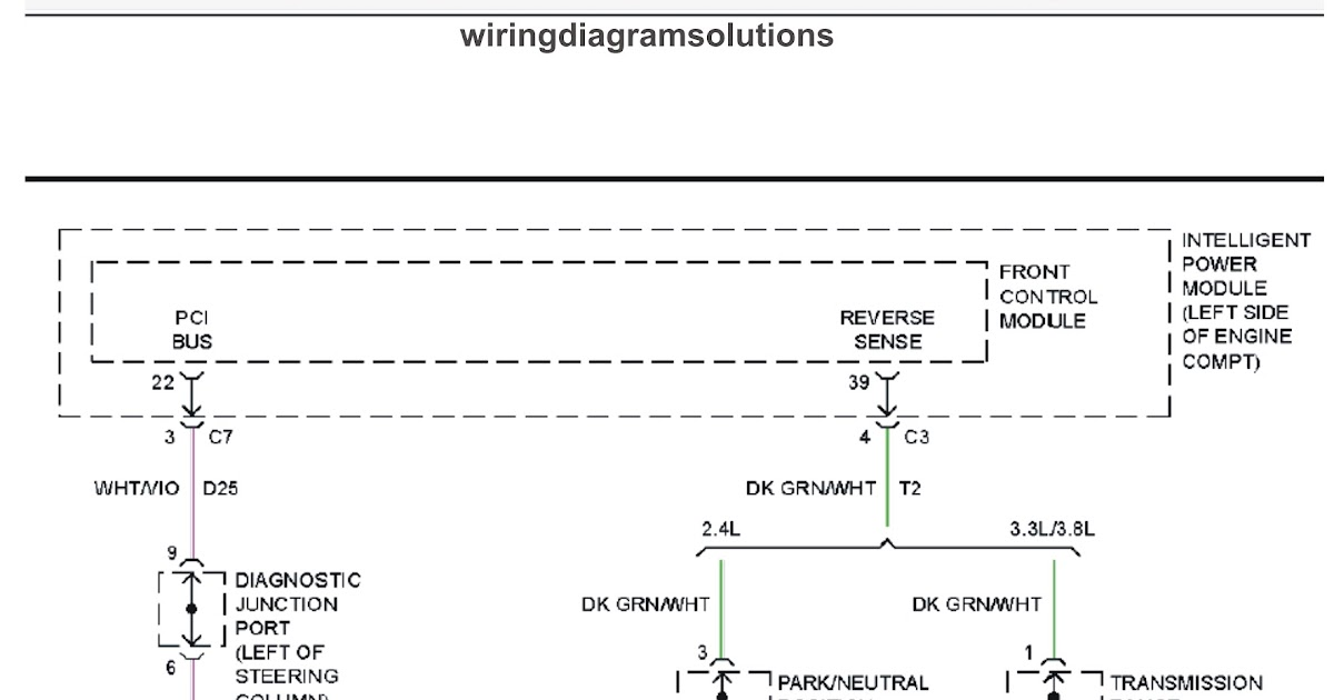 2002 Dodge Grand Caravan EL System Wiring Diagrams | Schematic Wiring Diagrams Solutions