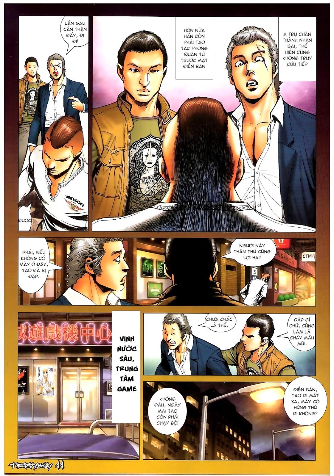 Người Trong Giang Hồ - Chapter 1378: Oan gia gặp nhau - Pic 10