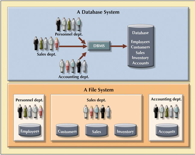 sales and inventory database system