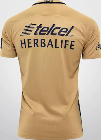 dcdf30cc7 This is the new Pumas 2016-2017 home shirt.