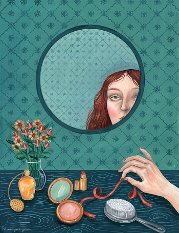 """Powder room"" - Helena Perez Garcia 