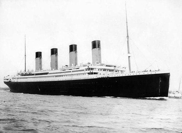 Bilim Adamları Titanik'i 103 Yıl Sonra Keşfe Çıktı! İşte o Korkunç Görüntüler!