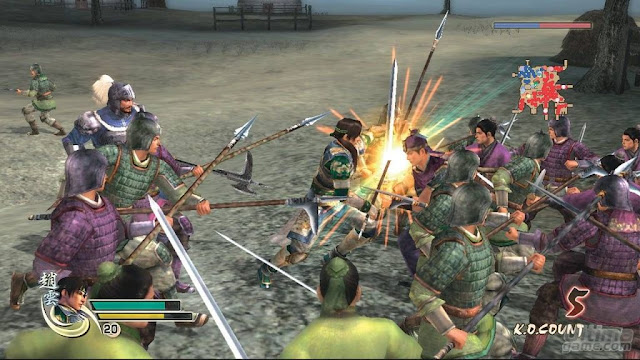 Dynasty Warrior 5 Special PC Full Version Gameplay 1