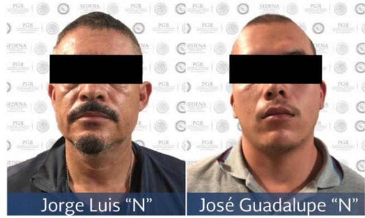 """Federales capturan a """"El Orejon"""", compadre del """"Mencho"""""""