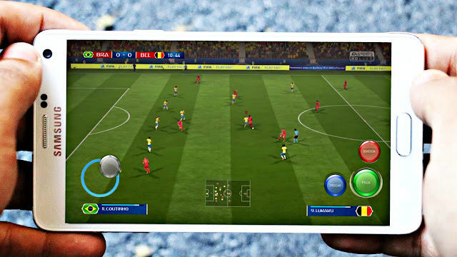 Download Best FIFA Android Real Faces Full HD Graphics PS3