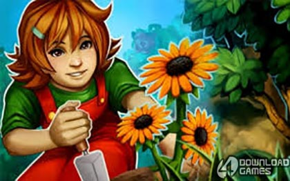 لعبة الحديقة Gardens Inc كاملة ومجانية للاطفال والبنات