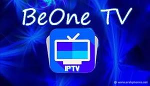 برنامج BeOne TV لمشاهدة جميع القنوات على أندرويد