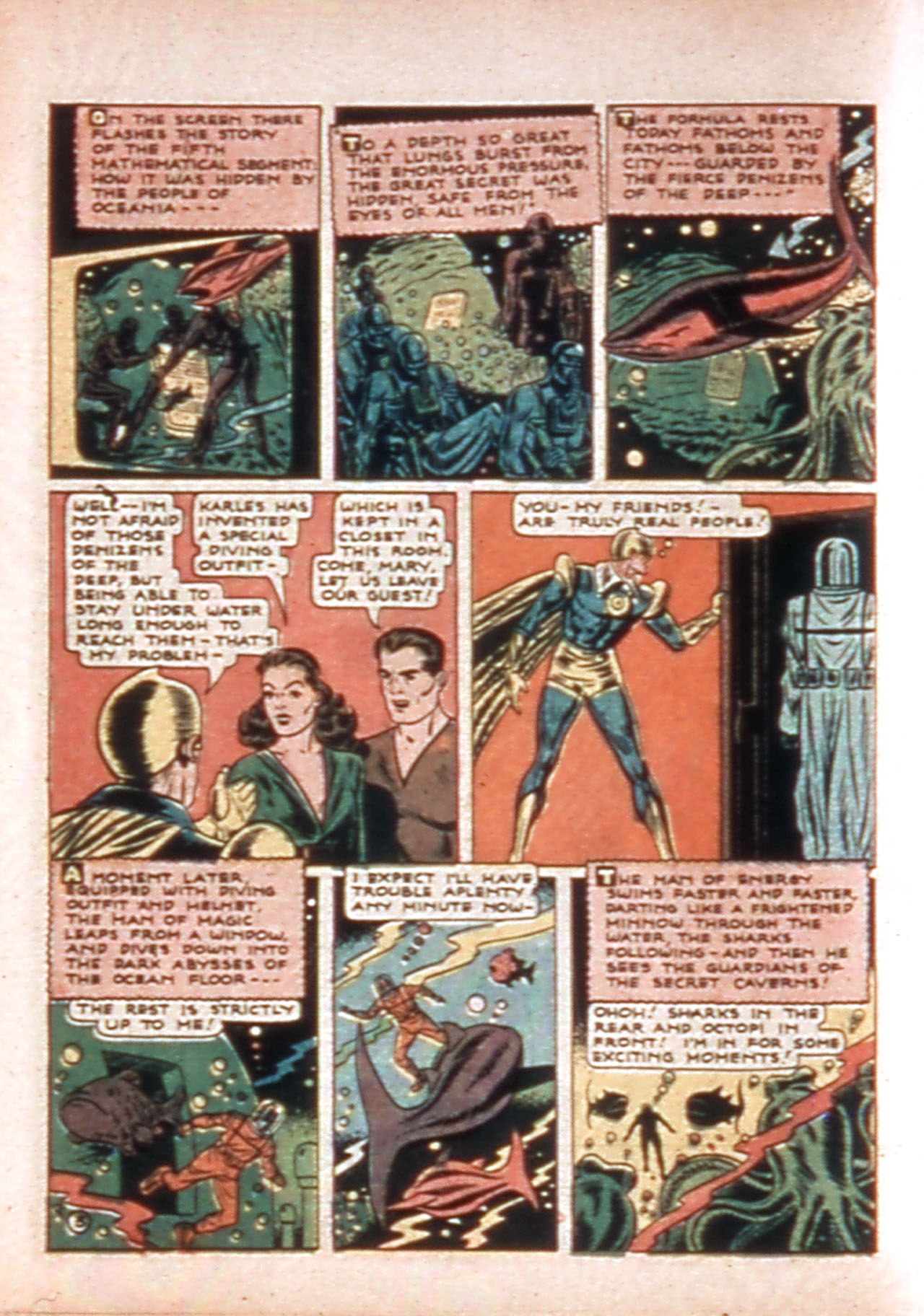 All-Star Comics (1940) issue 10 - Page 37