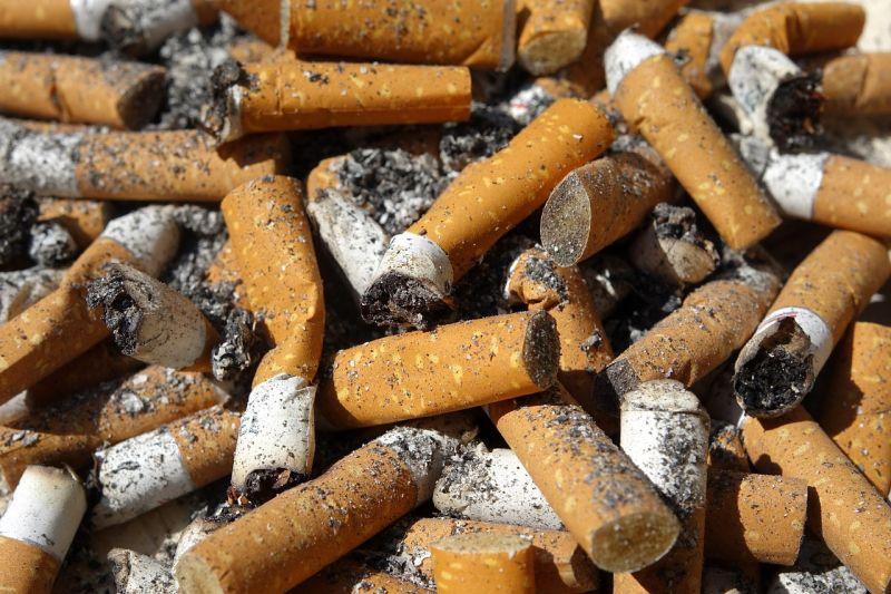 Beatas de cigarro