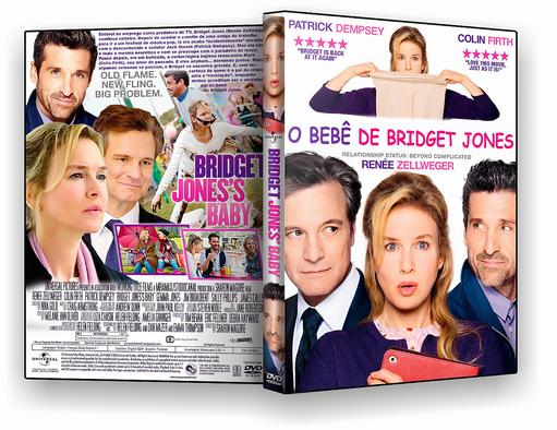 DVD-R O Bebe De Bridget Jones 2017 – AUTORADO