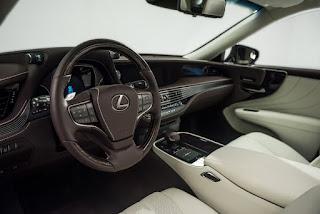 Lexus' brand-new 2018 LS