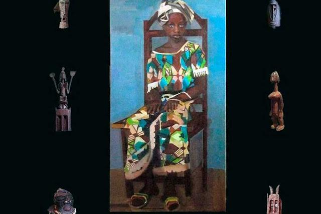 Выставка африканского искусства в «Абрамцеве»