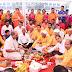 श्री रामलीला समिति ट्रांस हिंडन ने किया भूमि पूजन का आयेजन   Sri Ramlila Samiti Trans Hinden has organized a house worship