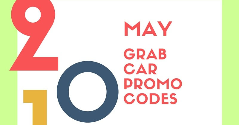 Top GrabCar Promo Codes for May 2016 - BENTEUNO COM