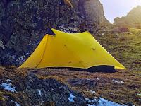 Треккинговые палатки