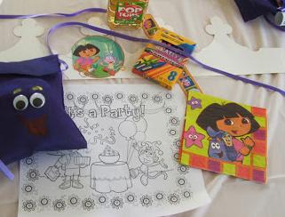 Dora The Explorer Do It Yourself Parties