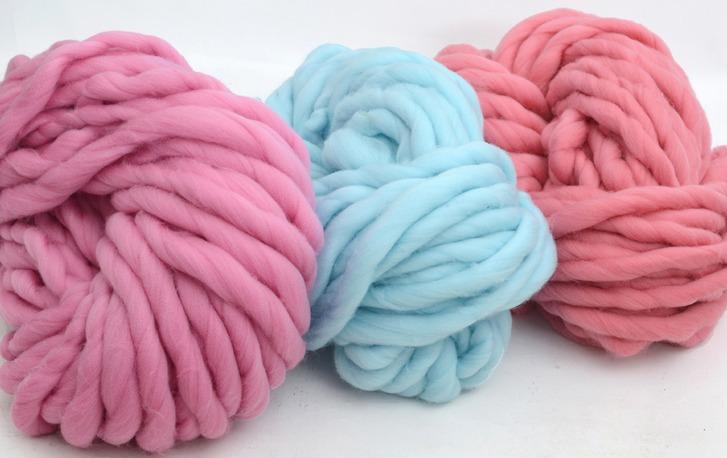 Que lana debo usar para tejer en crochet - Tejer mantas de lana ...