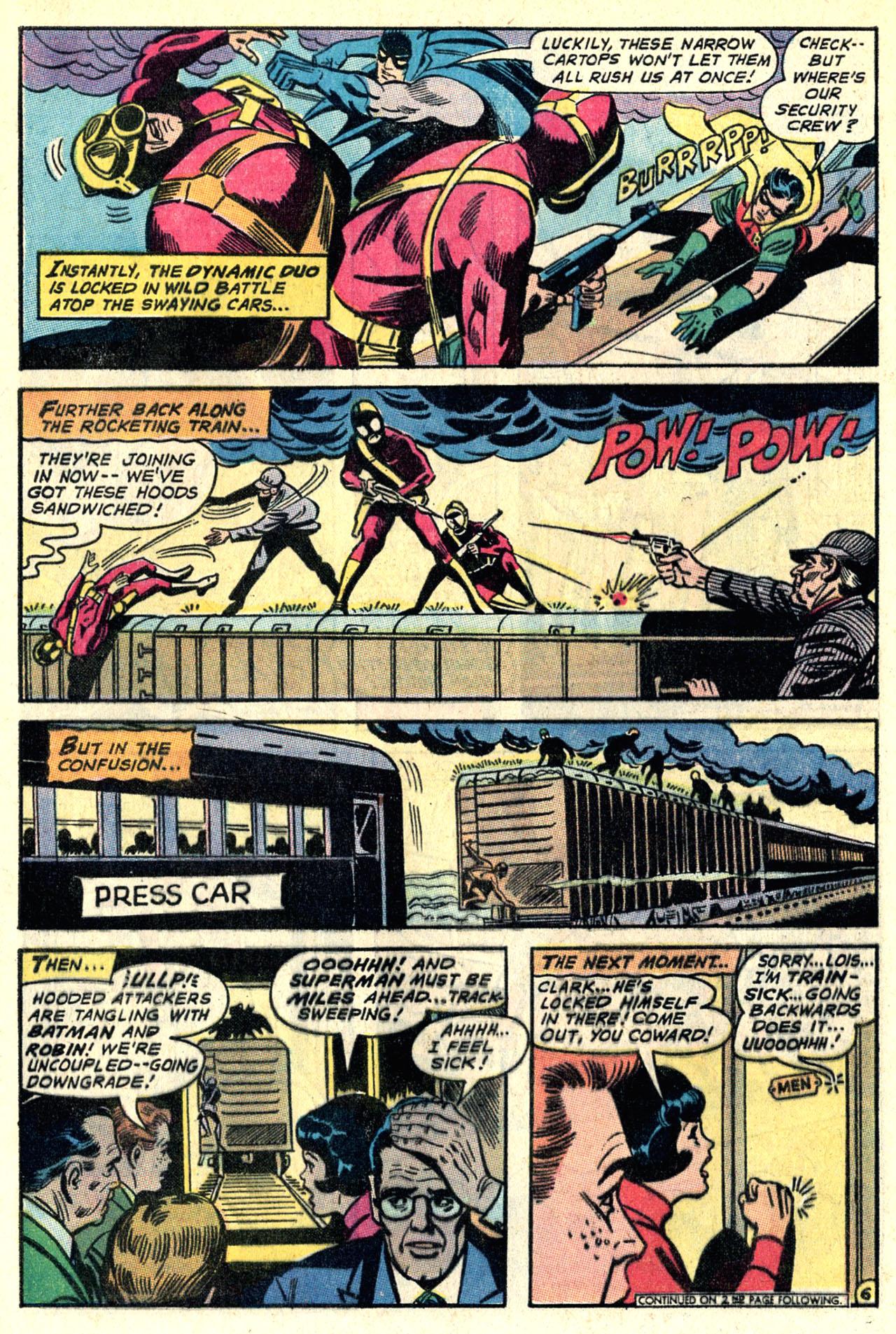 Read online World's Finest Comics comic -  Issue #196 - 8