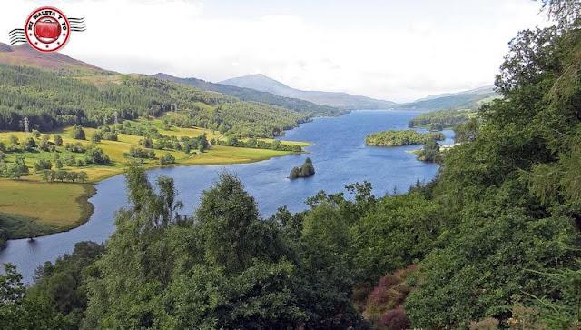 Escocia, Queen's view