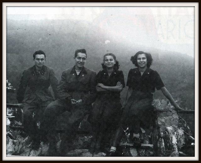 Ivo Orlandi, Pietro Mazzoni, Nadia Sala, Luciana Minardi