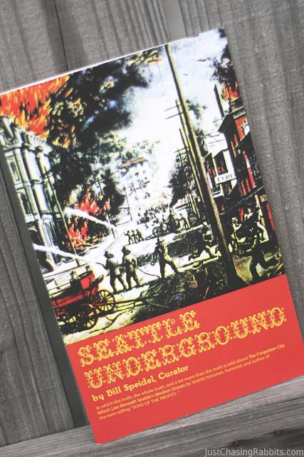 Seattle Underground book