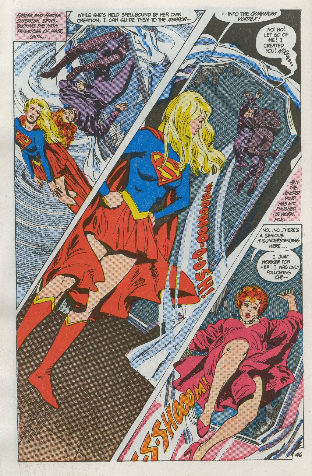 Read online Supergirl Movie Special comic -  Issue # Full - 48