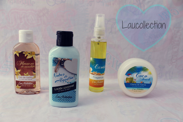 laucollection cosmetica aromatica