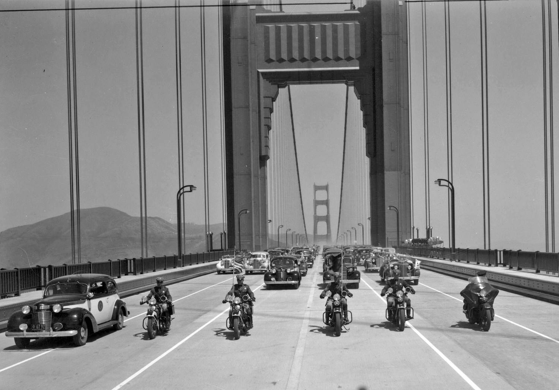 History In Photos Golden Gate Bridge