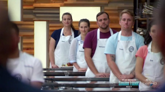 Masterchef australia season 2 episode 9 - Family guy new brian