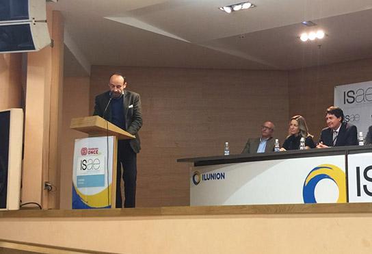 Honorio Aguilar: Master en dirección general de empresa