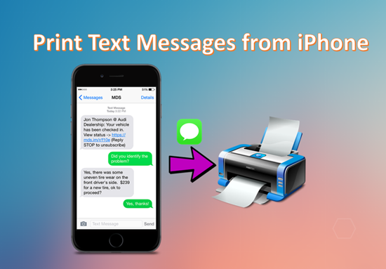 how to print text messages from iphone 5 iphone data recovery 6446