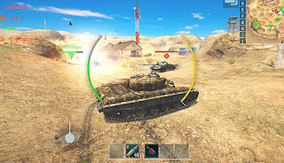 tanques en tank force
