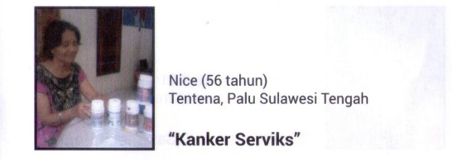 Bisnis Fkc Syariah - Testimoni Kanker Serviks