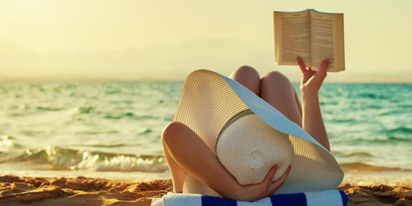 Картинки по запросу книги в отпуск