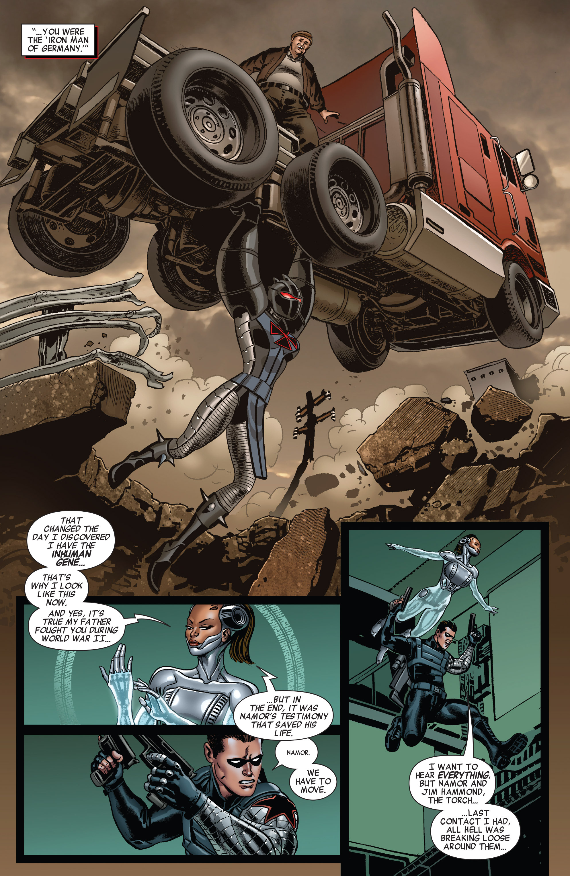 Read online All-New Invaders comic -  Issue #10 - 9
