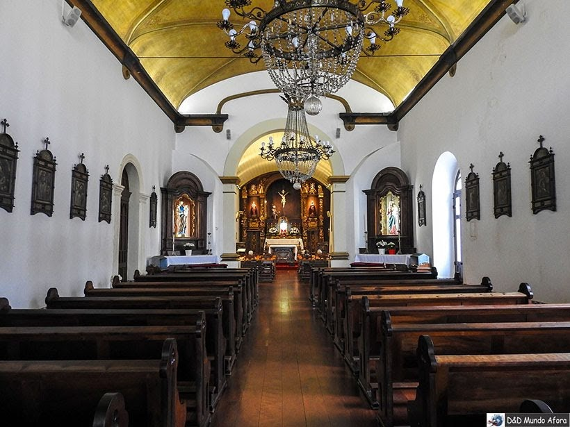 Igreja da Ordem Terceira de São Francisco das Chagas - O que fazer em Curitiba, Paraná