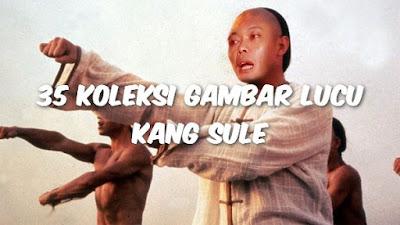 35 Koleksi Gambar Lucu Kang Sule