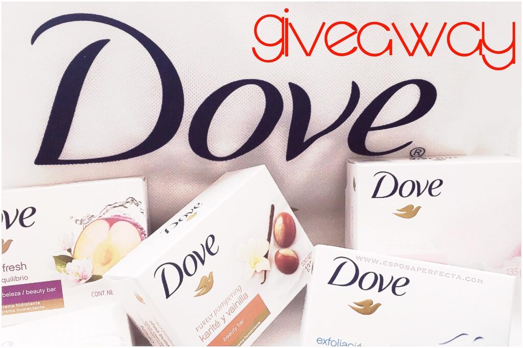 Gana un kit de jabones Dove Go Fresh