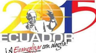 visita del papa francisco al ecuador