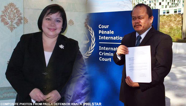Miriam Santiago sis on ICC: It's a propaganda war where lawyers earn big