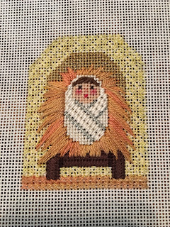 carol dupree needlepoint nativity jesus